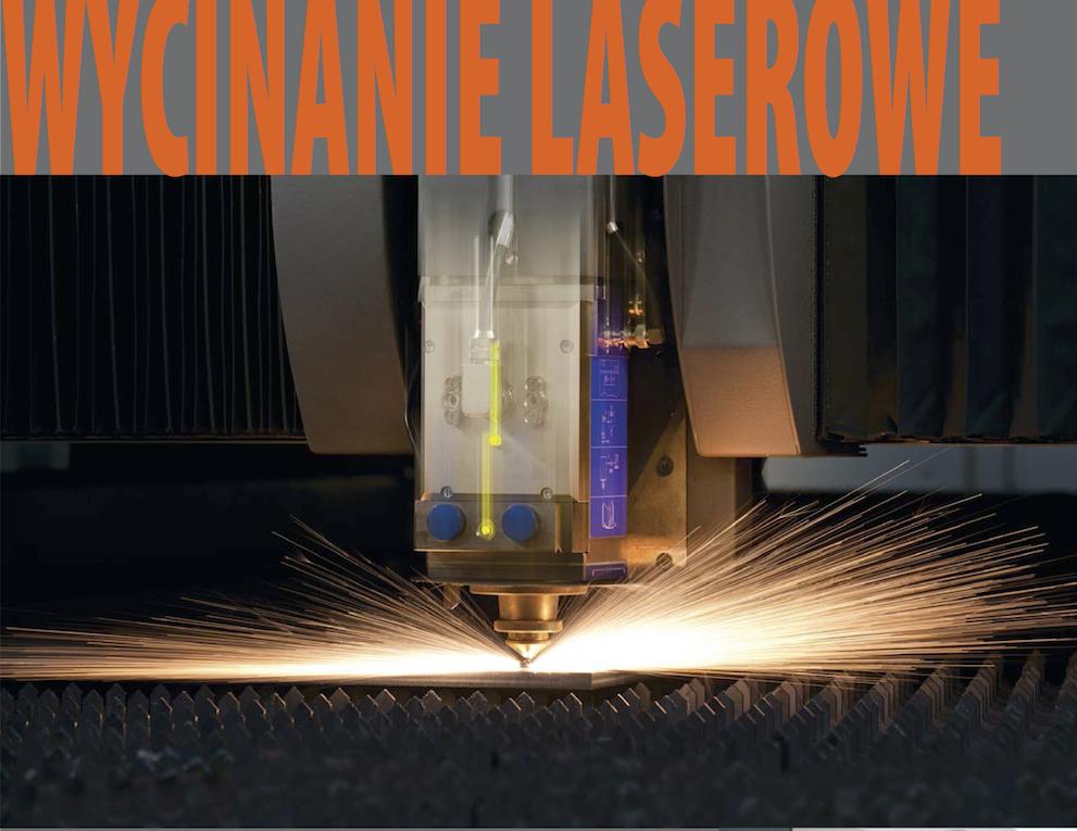 cięcie blach laserem olsztyn